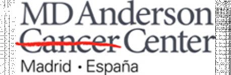 Logo MD Anderson Cancer Center Madrid