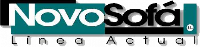 Logo Tapizados Novosofa Sociedad Limitada.