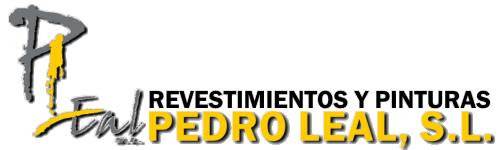 Logo Revestimiento Y Pintura Pedro Leal