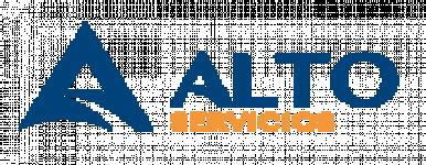 Logo Alto Servicios. Diseño web y SEO